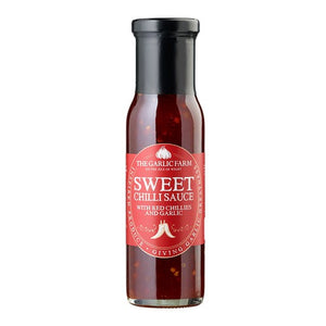Sweet Chilli Sauce with Garlic