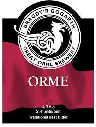 Orme Brewery Orme's Best 500ml