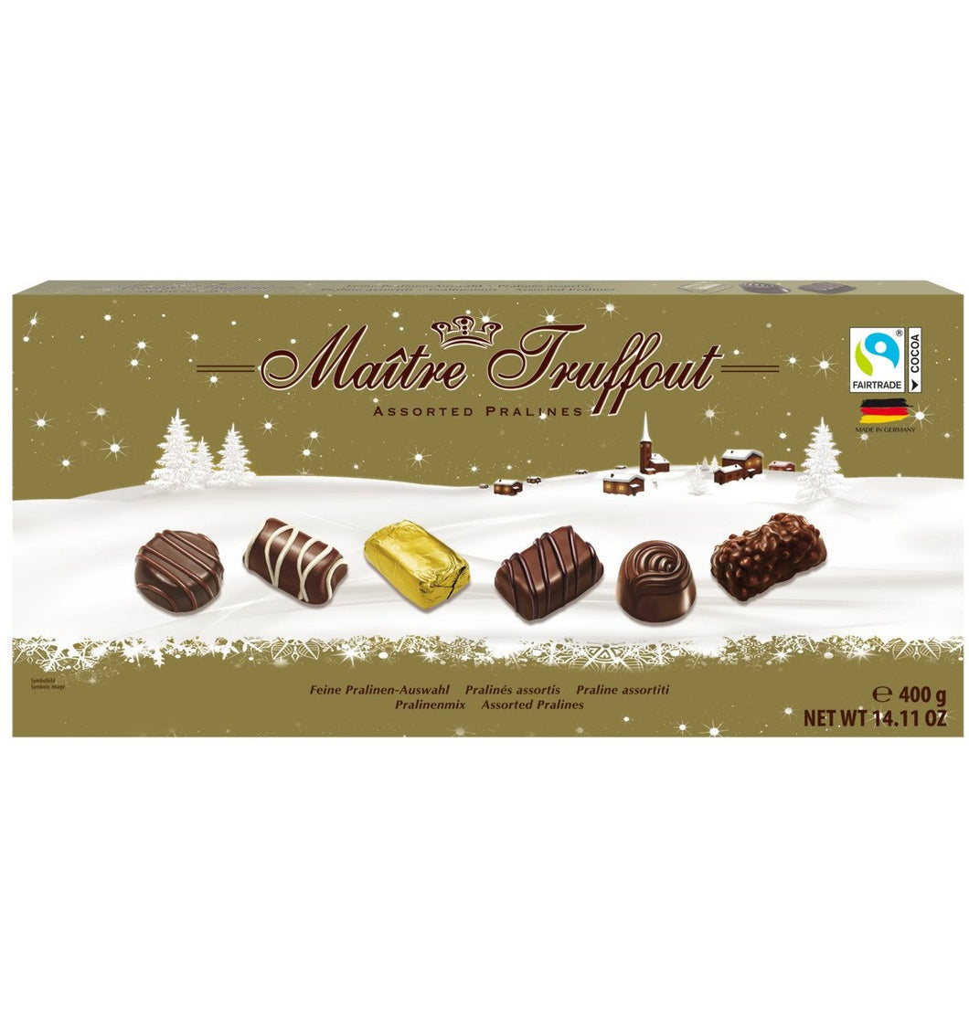 Assorted Pralines Winter Edition 400g
