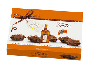 Cointreau Flavoured Milk Chocolate Truffles 125g