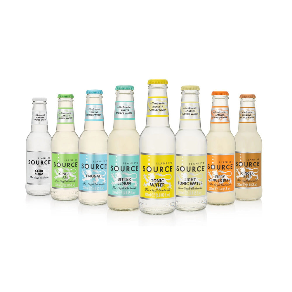 Llanllyr Source Lemonade 200ml