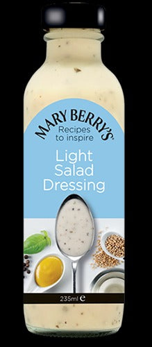 Mary Berry Light Salad Dressing 235ml