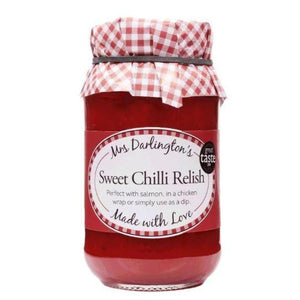 Mrs Darlington's Sweet Chilli Relish  330g