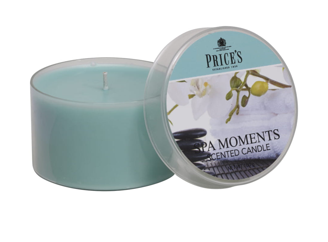 PRICE'S SCENTED TIN - Spa Moments