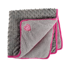 Load image into Gallery viewer, Pocket Blanket 60x60 Pink