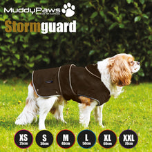 Load image into Gallery viewer, Stormguard Dog Coat Chocolate