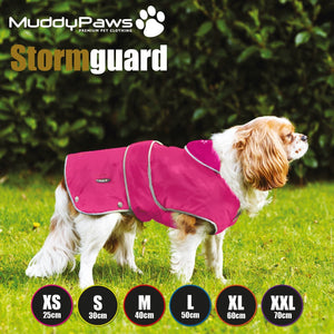 Stormguard Dog Coat Pink