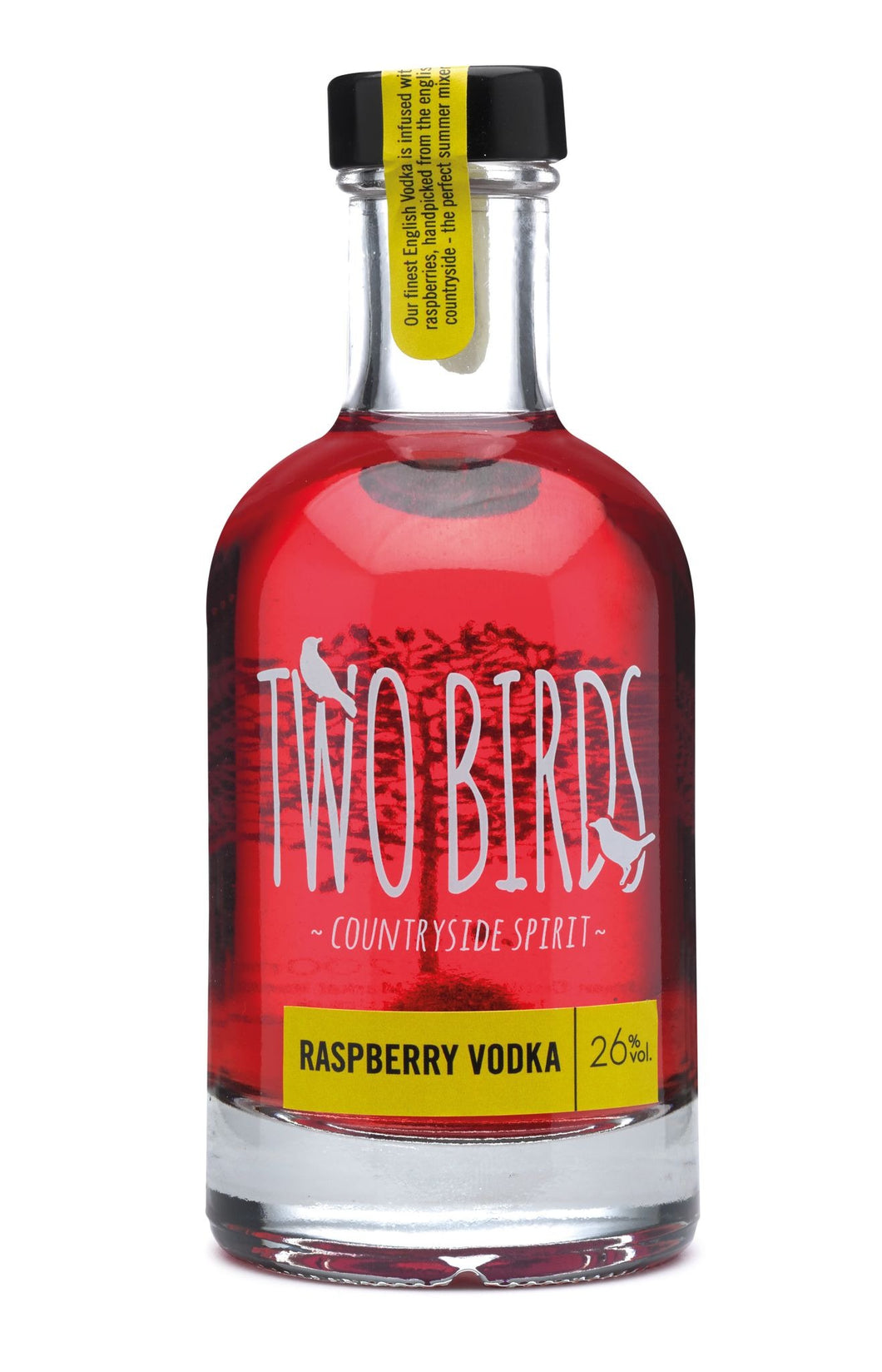 Raspberry & English Vodka 20cl