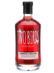 Strawberry & Vanilla Gin 70cl
