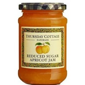 Thursday Cottage Reduced Sugar Jam Apricot