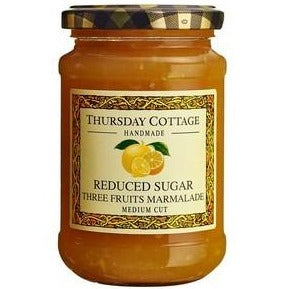 Thursday Cottage Reduced Sugar 3 Fruit Marmalade