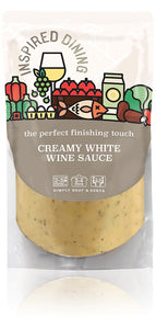Inspired Creamy White Wine Sauce