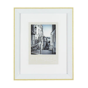 White Photo Frame 5x7""