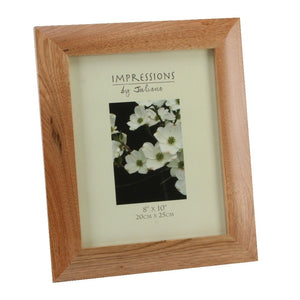 Wooden Photo Frame 8x10""