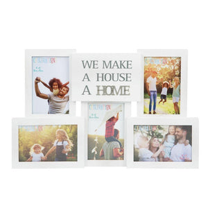 Collage Photo Frame - Home