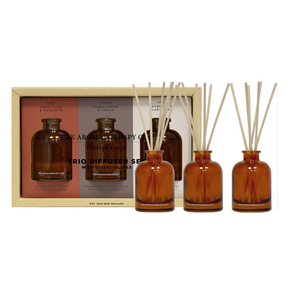 Therapy Set of 3 x 50ml Diffuser