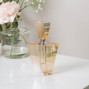 Champagne Glass Perfume Bottle