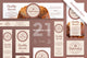 Bakershop Healthy Sweets Web Banner Templates Bundle