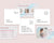 Fashion PowerPoint Presentation Template - Amber Graphics