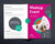 Meetup Event Bifold Brochure Template - Amber Graphics