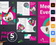 Meetup Event Templates Print Bundle