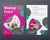 Meetup Event Templates Print Bundle - Amber Graphics