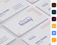 Skin Beauty Clinic Business Card Template