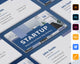 Startup Business Card Template