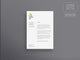 Wildlife Day Letterhead Template