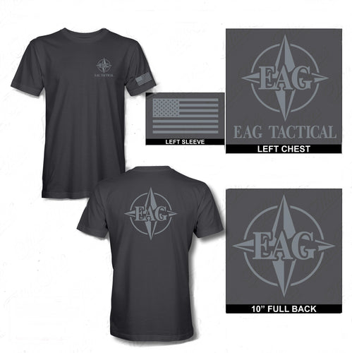 Grey EAG t-shirt