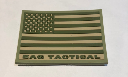 Subdued EAG flag patch