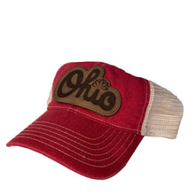 Load image into Gallery viewer, Ohio Script Yoga Hat