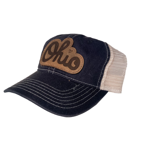 Ohio Script Love Hat