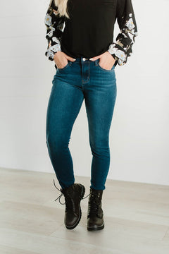 Above and Beyond Theradenim Skinny Jeans