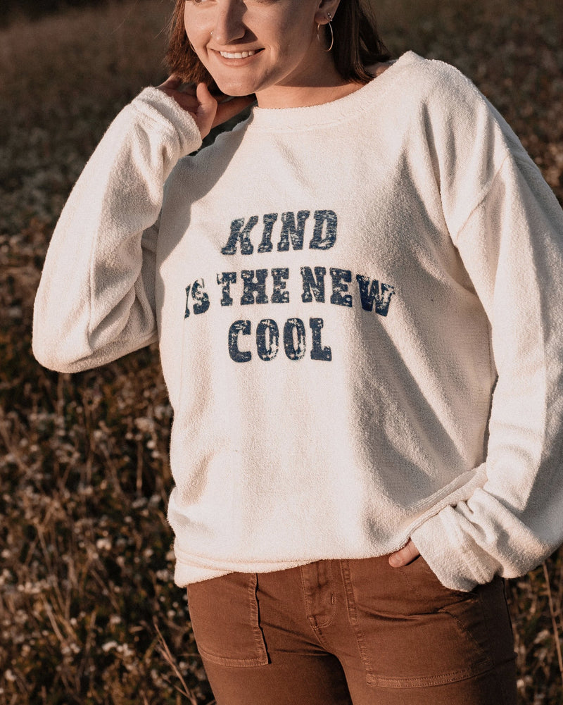 Kind is the New Cool Cozy Crew
