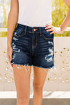All Patched Up Cut Off Shorts