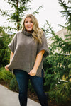 Foxy Boxy Two-Tone Top