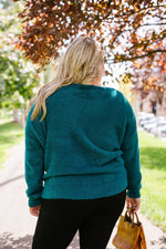 Got It Made Sweater In Jade