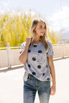 Great & Small Polka Dot Top