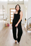 Jump At The Chance Jumpsuit