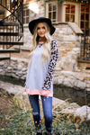 Paparazzi Spotted Raglan Top