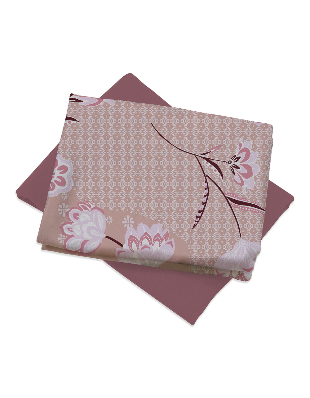 Mix and Match Palino Crepe Balkis (Dusty Pink)