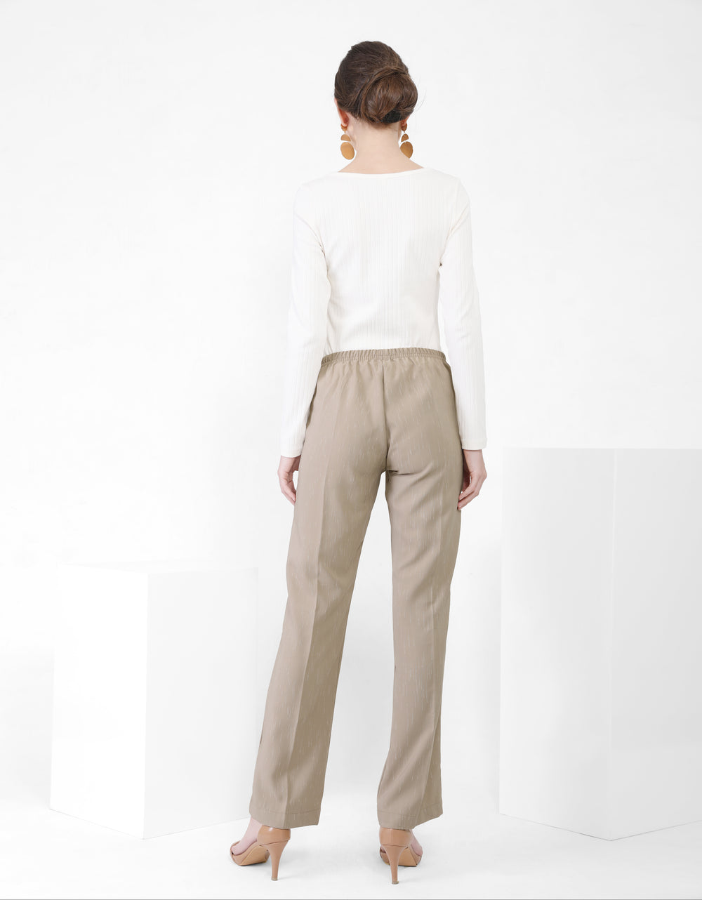 Atasha Pants (Sandy Grey)