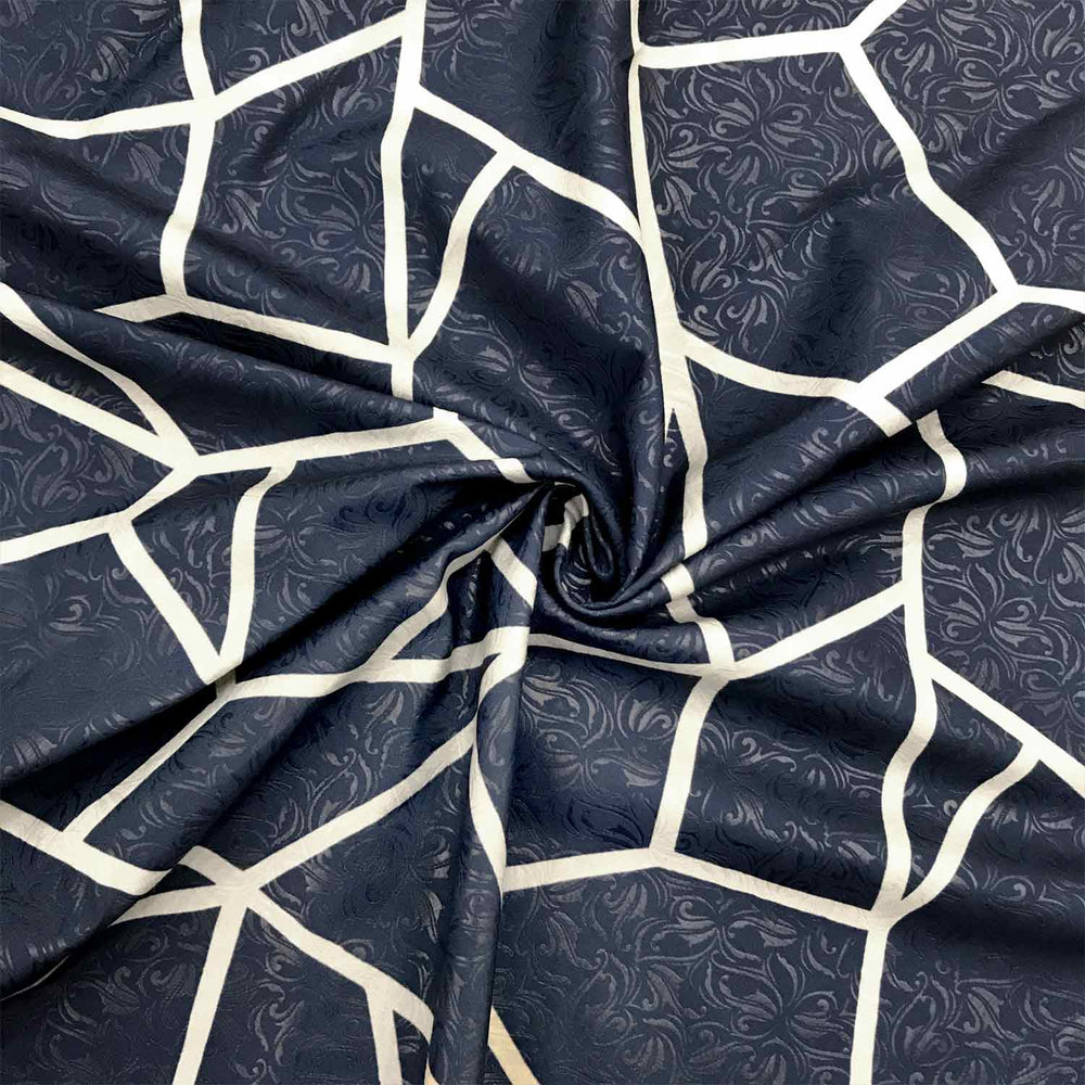 Enzo Cotton Touch (Navy Blue)