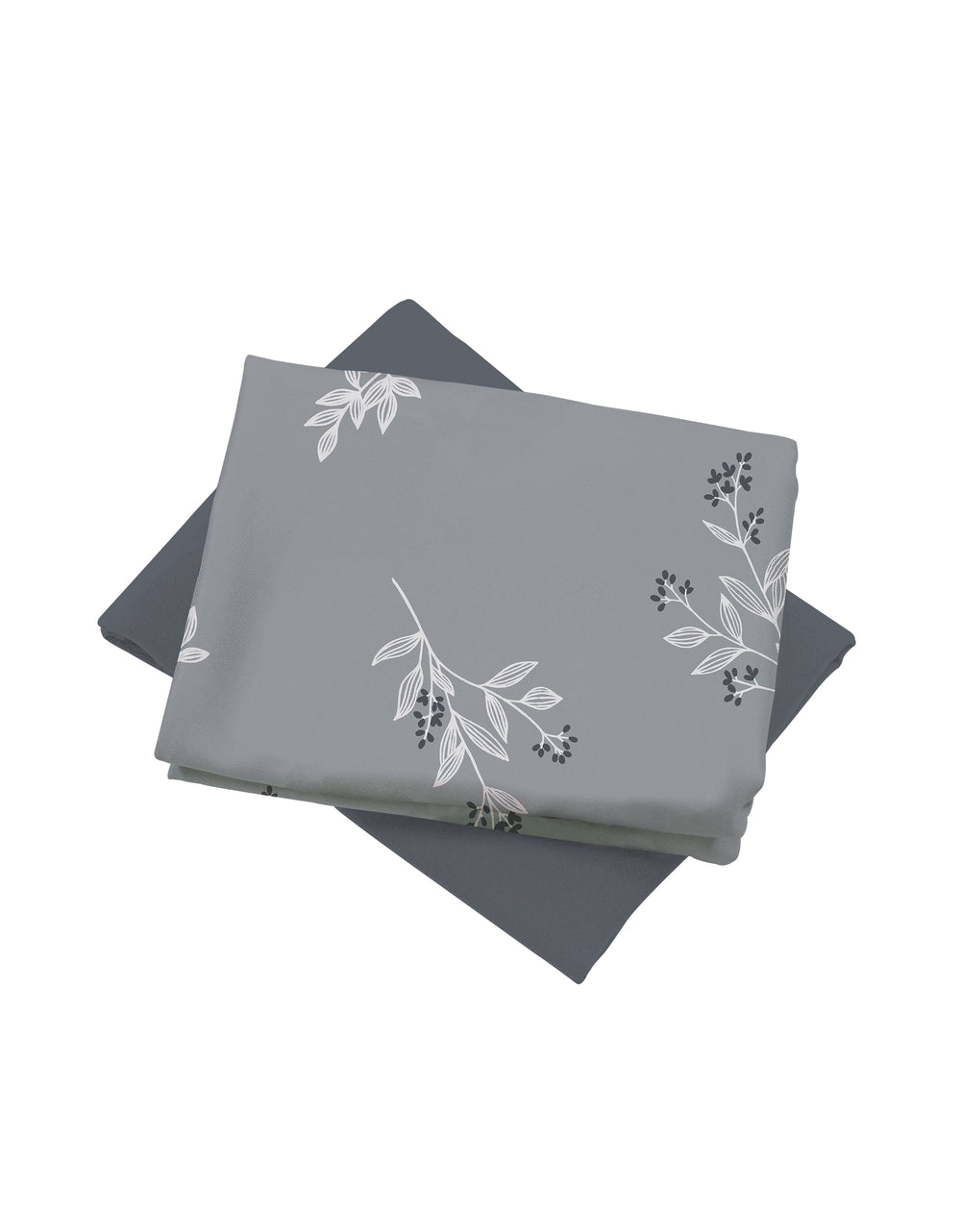 Mix and Match Como Crepe Digital Arrisa (Pewter Grey)