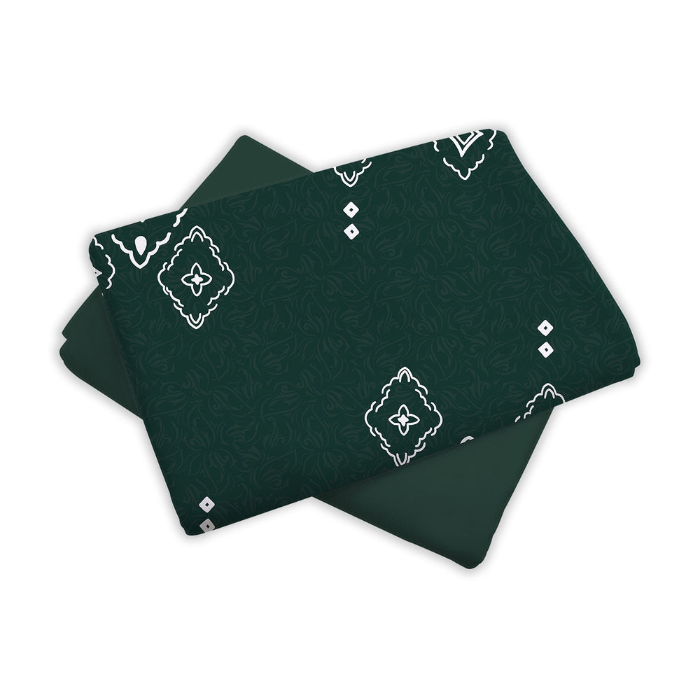Mix and Match Enzo Cotton Touch (Gable Green)