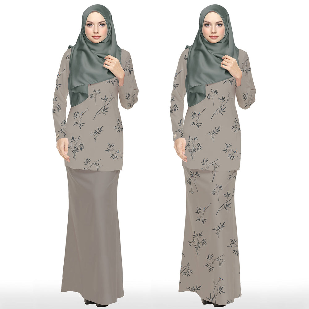 Jacklyn Silky Crepe (Light Sand)