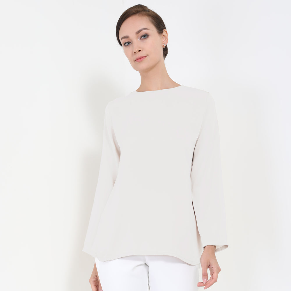 Eugenie Blouse - Off White