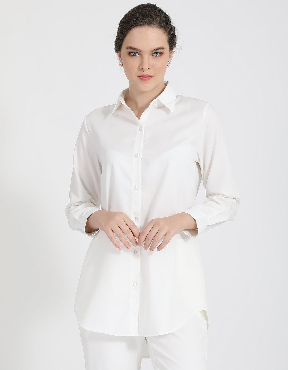 Hana Blouse (Off White)