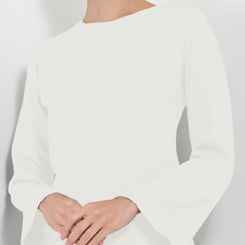 Meghan Blouse - Off White